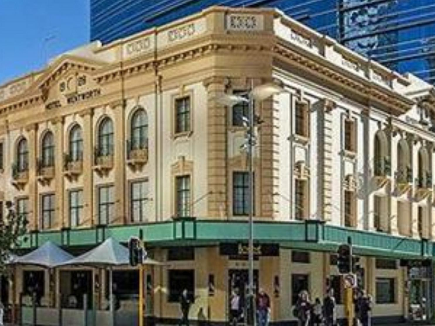 Wentworth Plaza Hotel In Perth