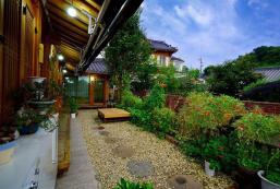 全州瑪魯韓屋高級旅館 Jeonju Hanok Maru Pension