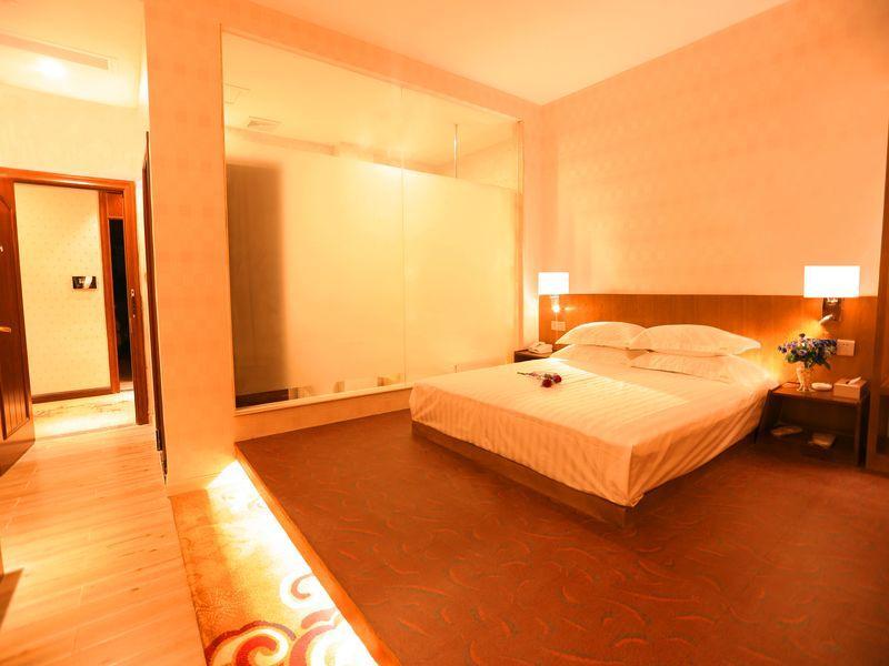 Cheng Yue Selected Hotel Guangzhou Junye Nangang