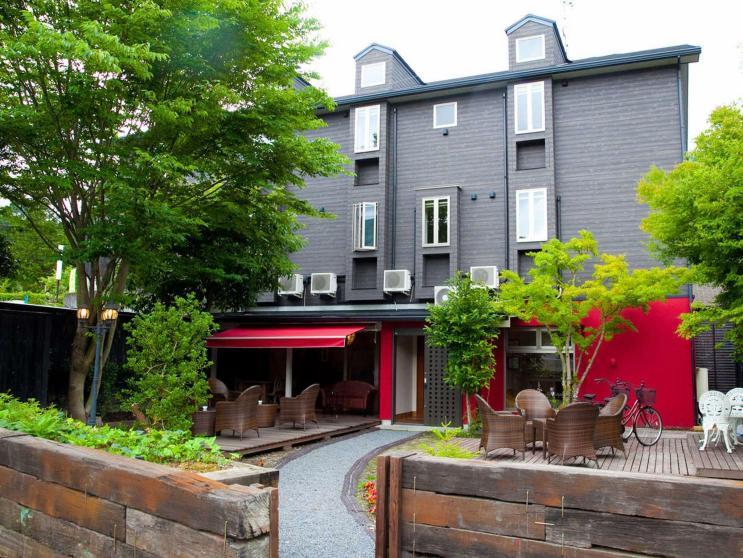 Yufuin Ladies' Hotel Chou Chou De Monet