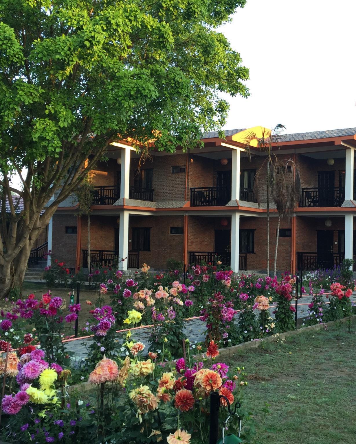 Chitwan Chautari Garden Resort In Nepal Asia