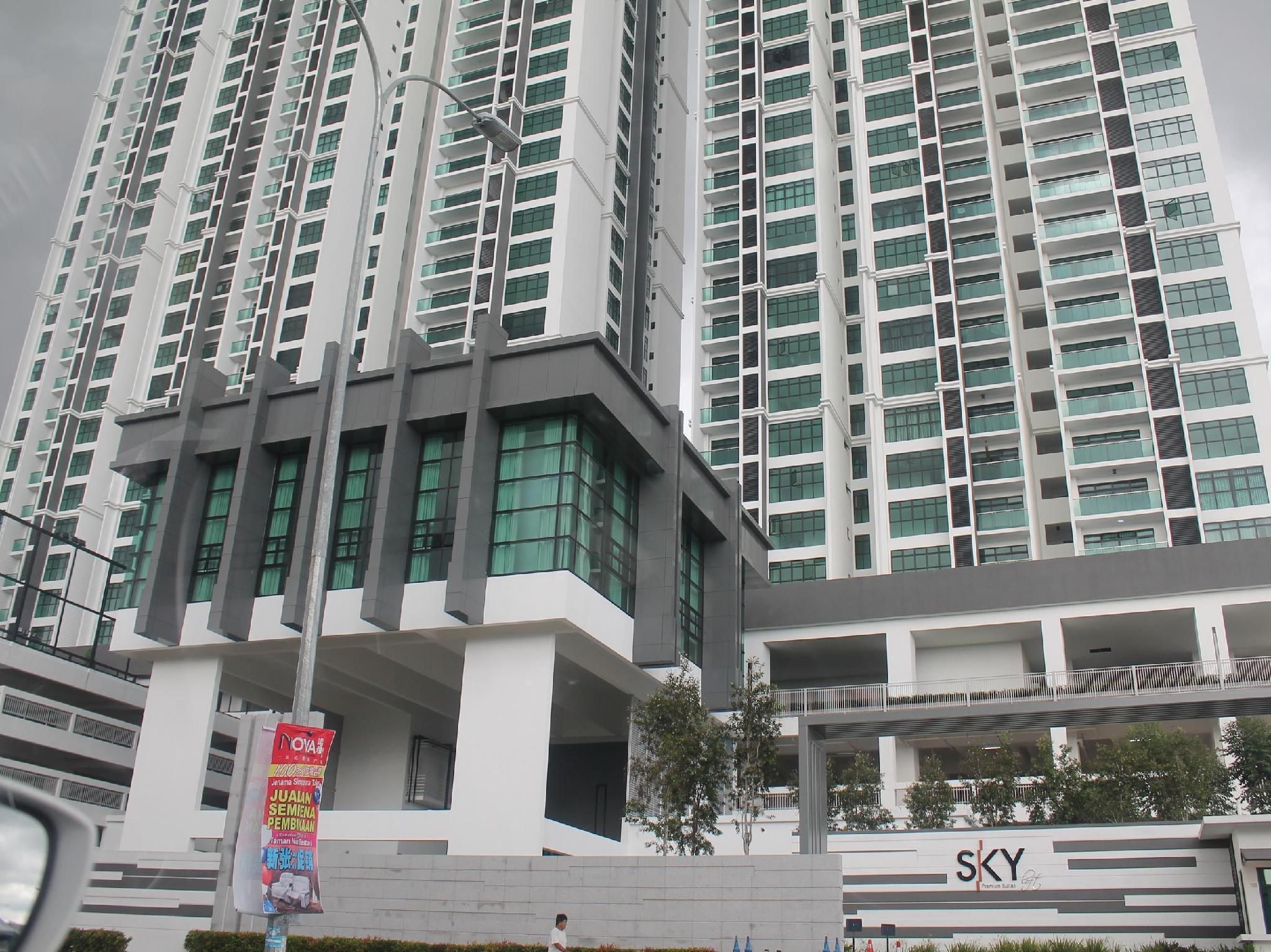 Sky Loft Jb Guest House Johor Bahru Malaysia Great