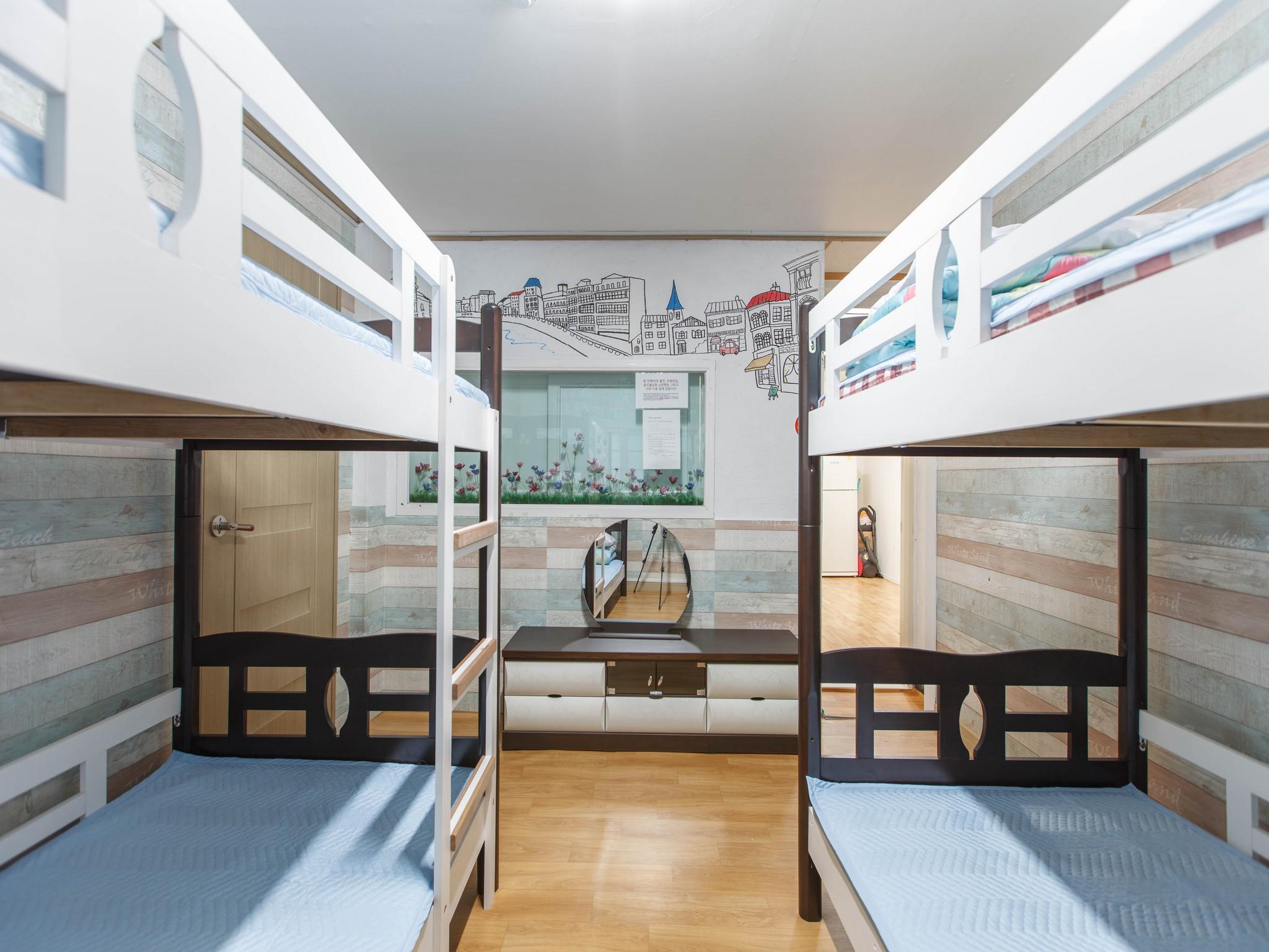Seongsan Hotpul Guesthouse Jeju Island South Korea