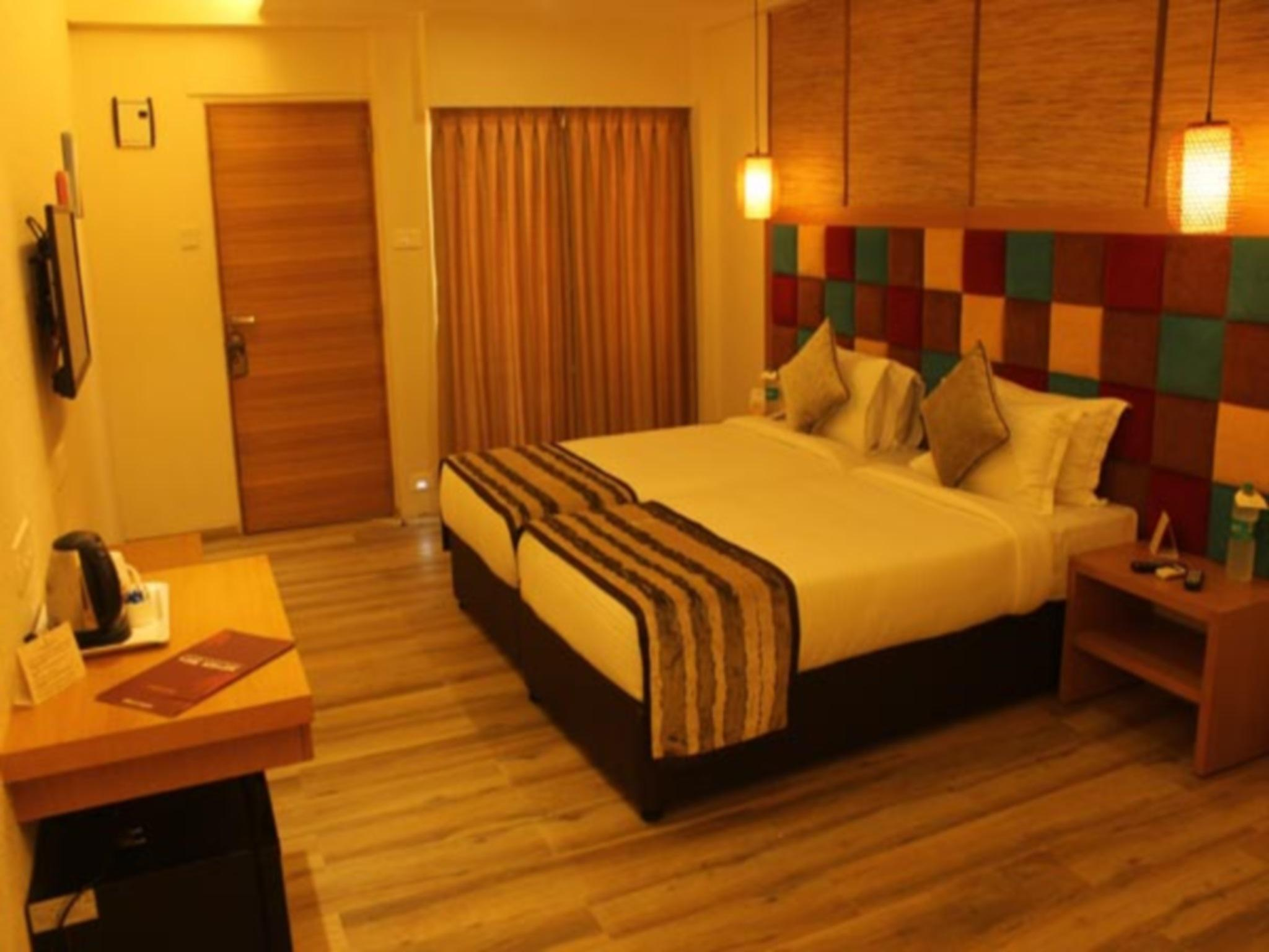 The Ocean Park Hotel Goa India