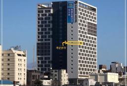 35平方米1臥室公寓 (束草港) - 有1間私人浴室 Sunrise-Hotel 11F 주니어스위트( 1.5룸-35㎡)  바다와 호수-뷰