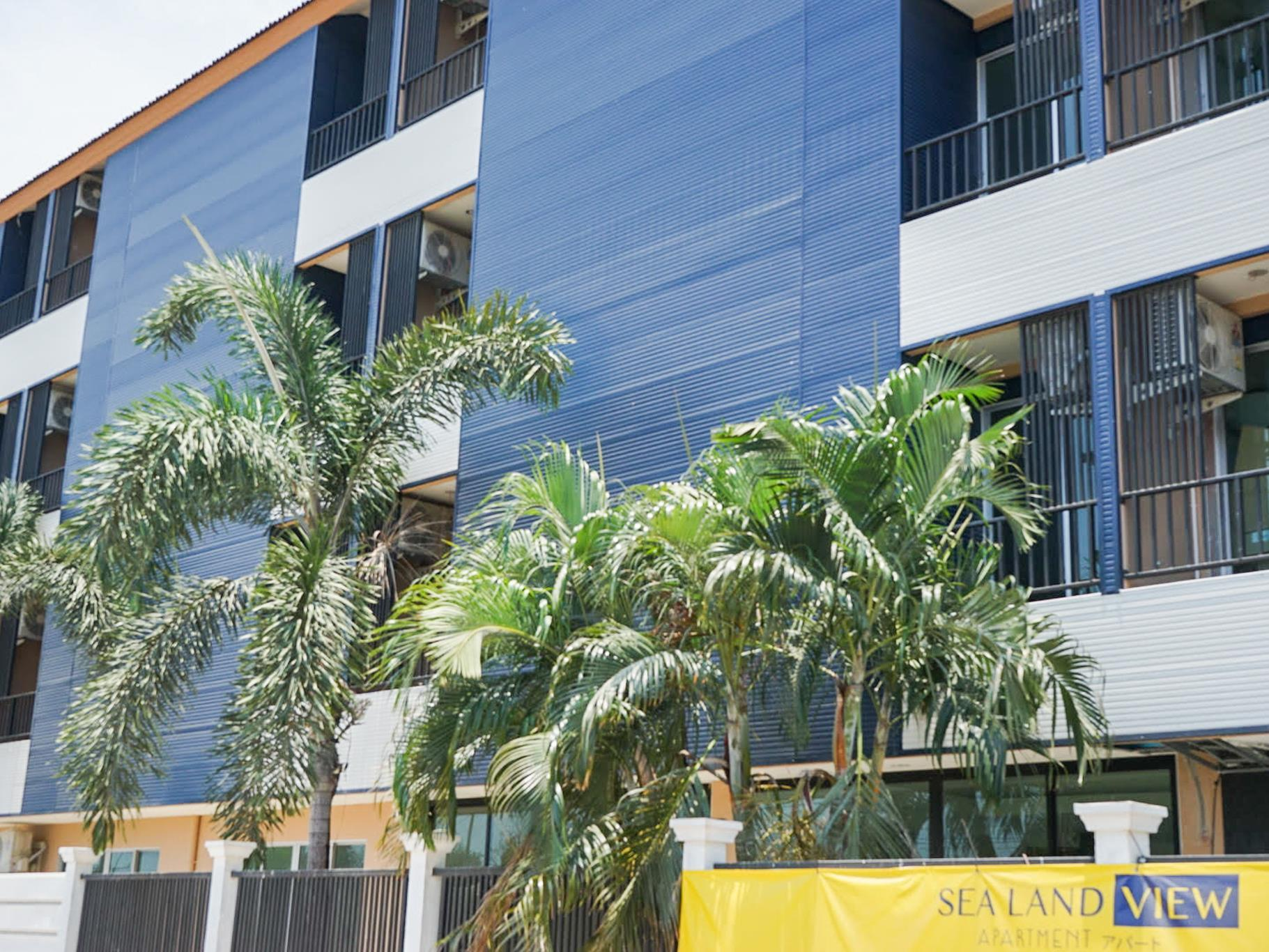 Sea Land View Apartment Sriracha Chonburi Thailand