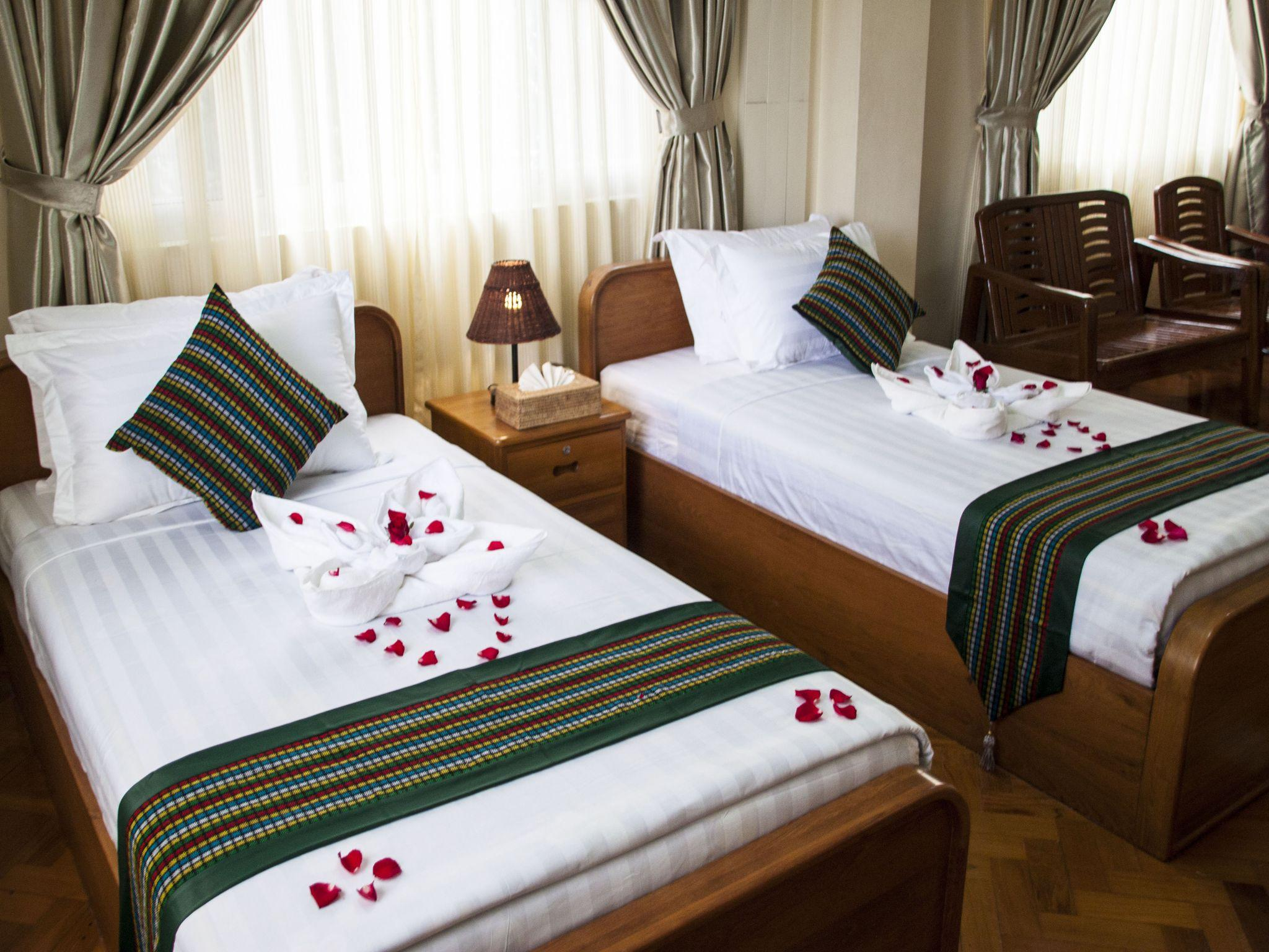 Fame Hotel Yangon Myanmar Great Discounted Rates