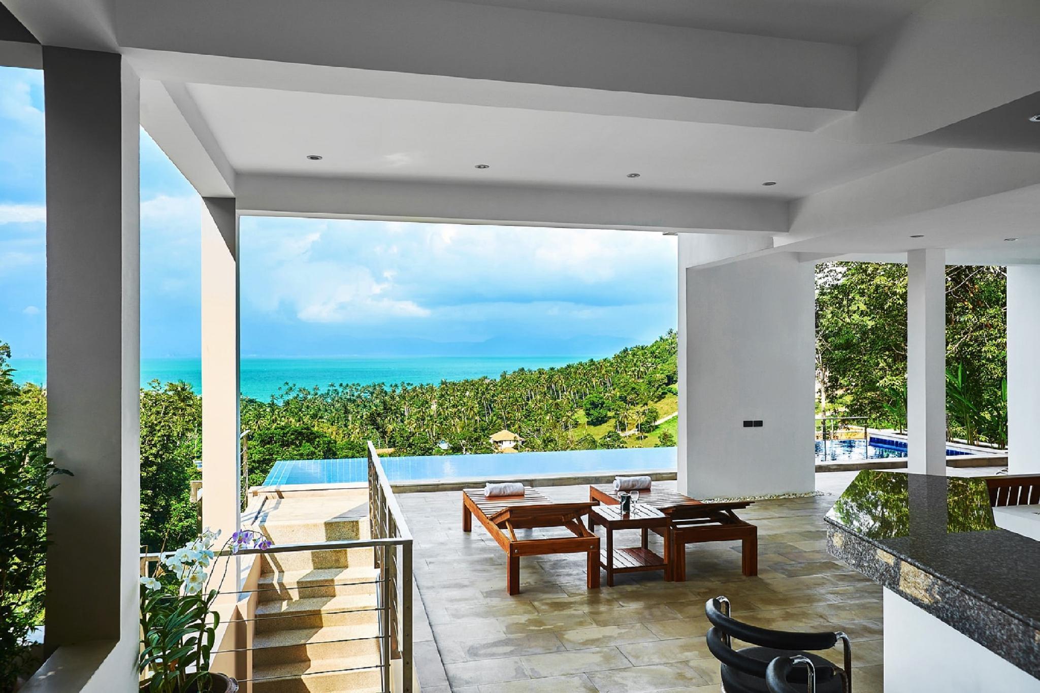 Villa Siam View Samui Koh Samui Pictures