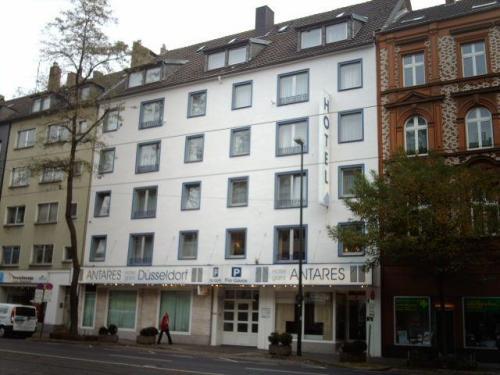 Hotel Antares Dusseldorf Dusseldorf Germany