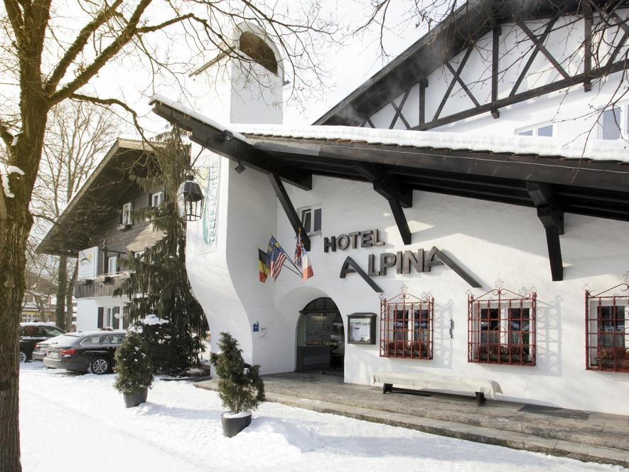 H Hotel Alpina Garmisch Partenkirchen Hotels Book Now