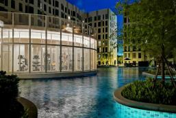 23平方米開放式獨立屋 (帕巴登) - 有1間私人浴室 STU for3@BTS Bearing| Resort Condo with Large Pool