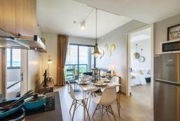 52平方米2臥室公寓 (南芭堤雅) - 有2間私人浴室 X42❤️Amazing Pattaya SEAview*Highfloor❤️Luxury2BR