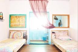 15平方米1臥室獨立屋 (卑南鄉) - 有1間私人浴室 C 寵物友善四人房-有獨立小庭院/停車位/聽海/看星星/適合渡假放鬆