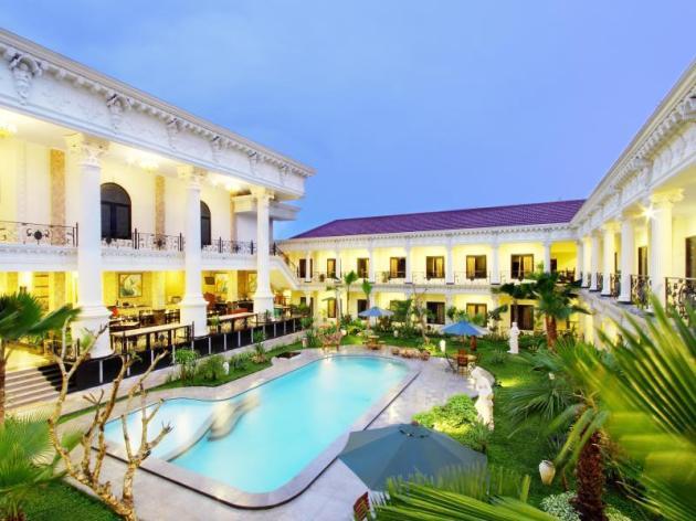 Alamat dan Tarif The Grand Palace Hotel Yogyakarta - Mulai dari USD 21 - 186716 15082118170034803040