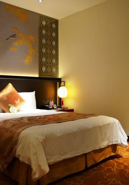 Grand Hotel Taipei Taiwan Overview