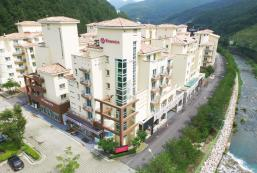 太白江原華美達酒店 Ramada Gangwon Taebaek Hotel