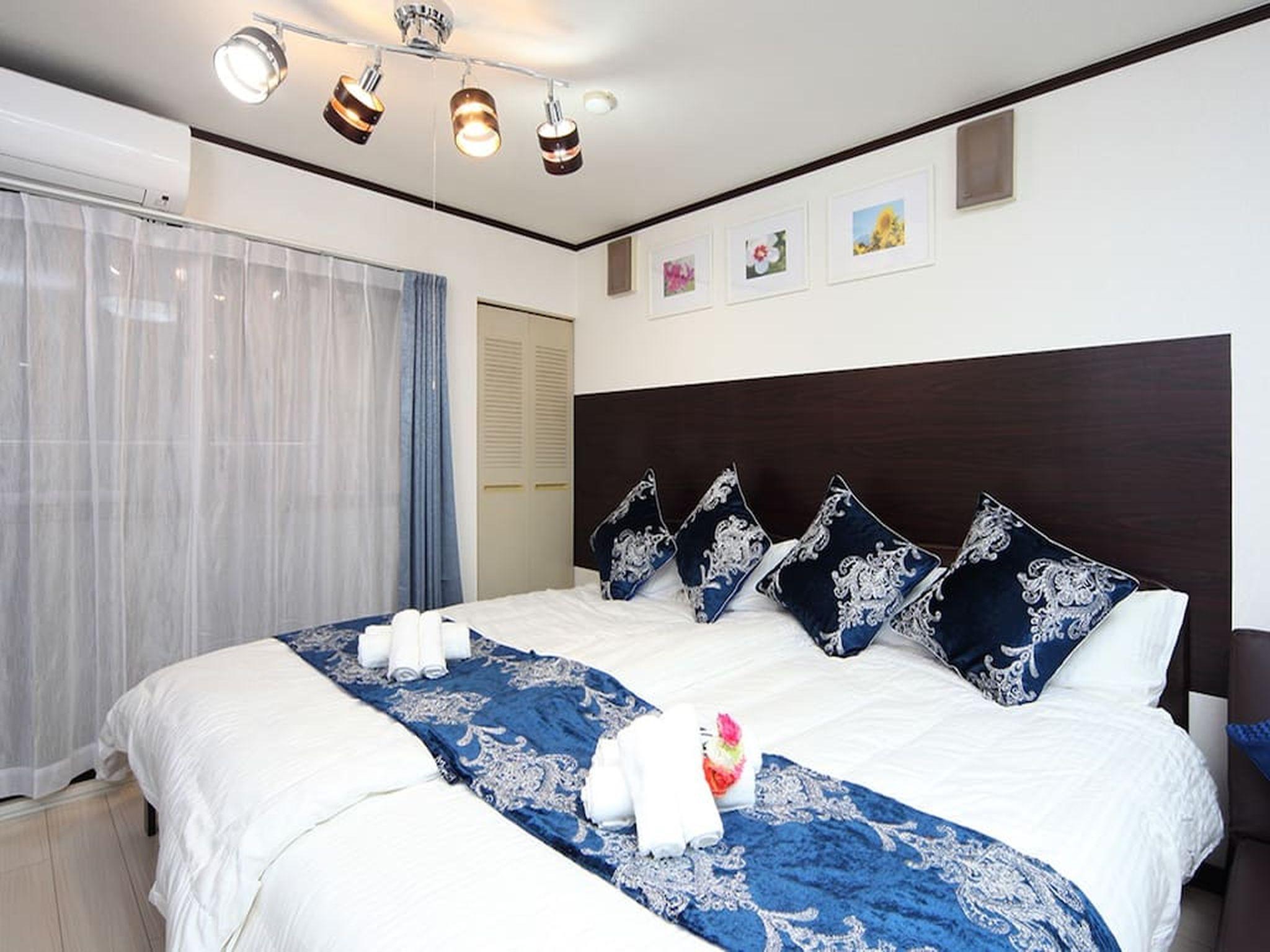 Kj 1 Bedroom Apt Near Osaka 102 Sun Plaza Osaka Japan