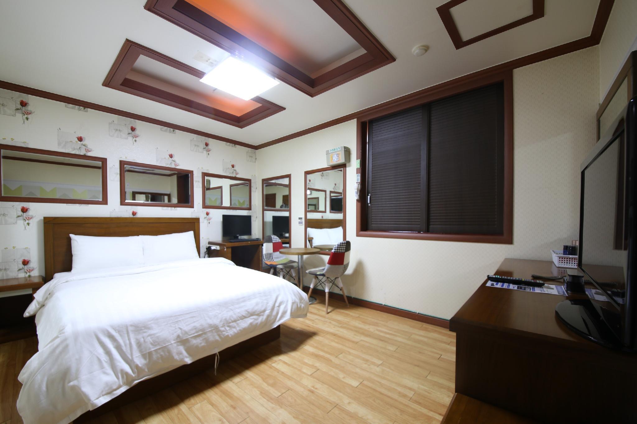 Taeung Tourist Hotel Daejeon South Korea