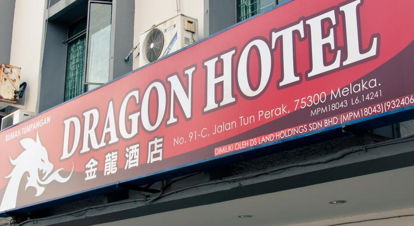 Dragon Hotel Malacca Malaysia Great Discounted Rates