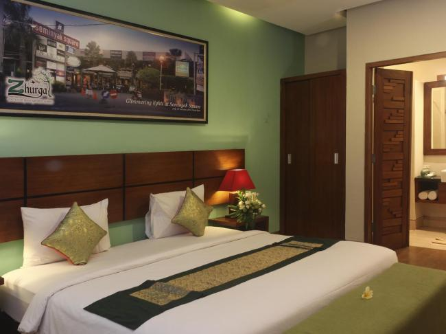 The Green Zhurga Suites