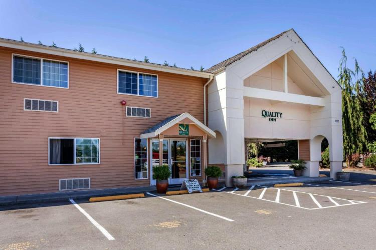 Quality Inn Near Seattle Premium Outlets Arlington