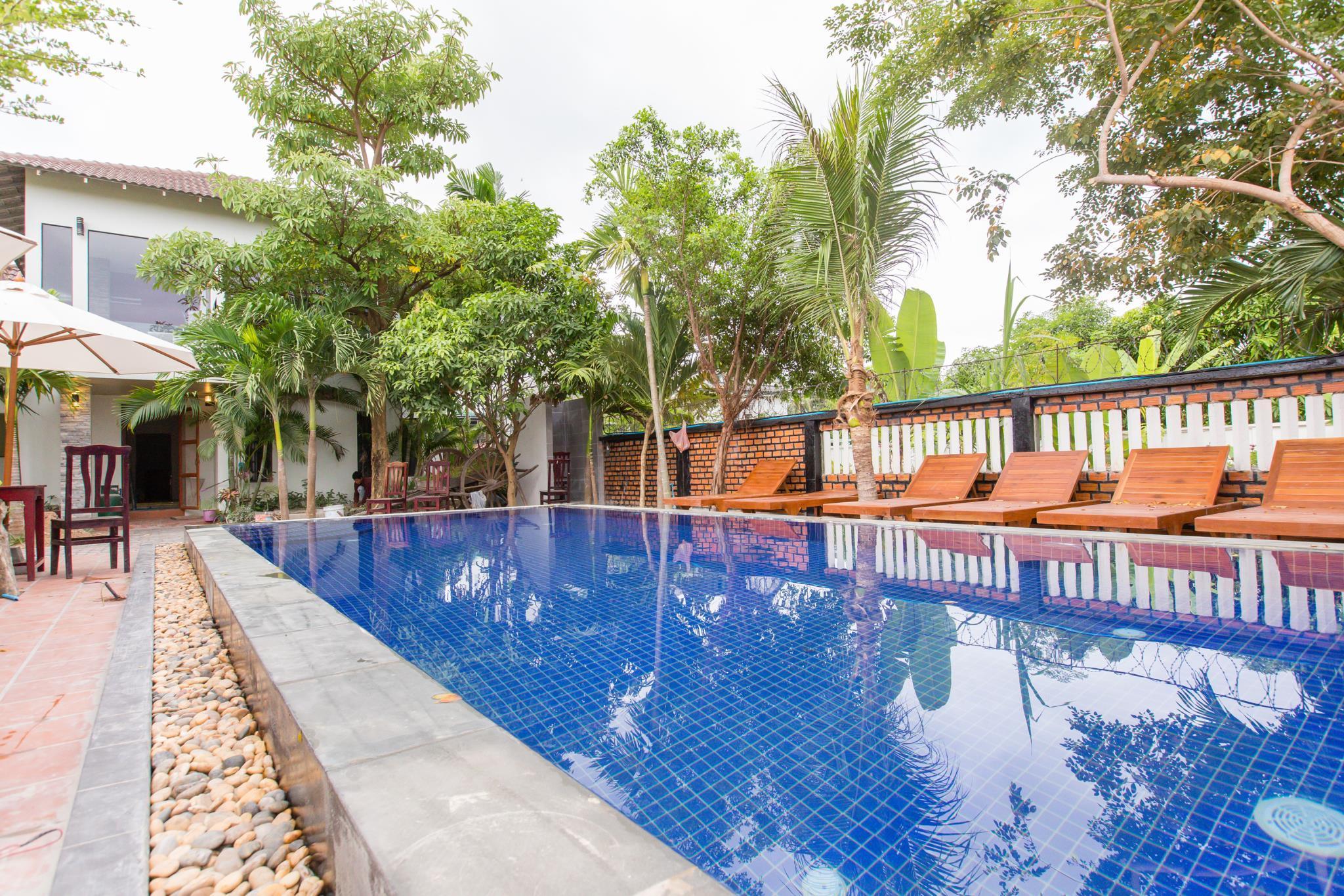 Saline Residence Siem Reap Cambodia
