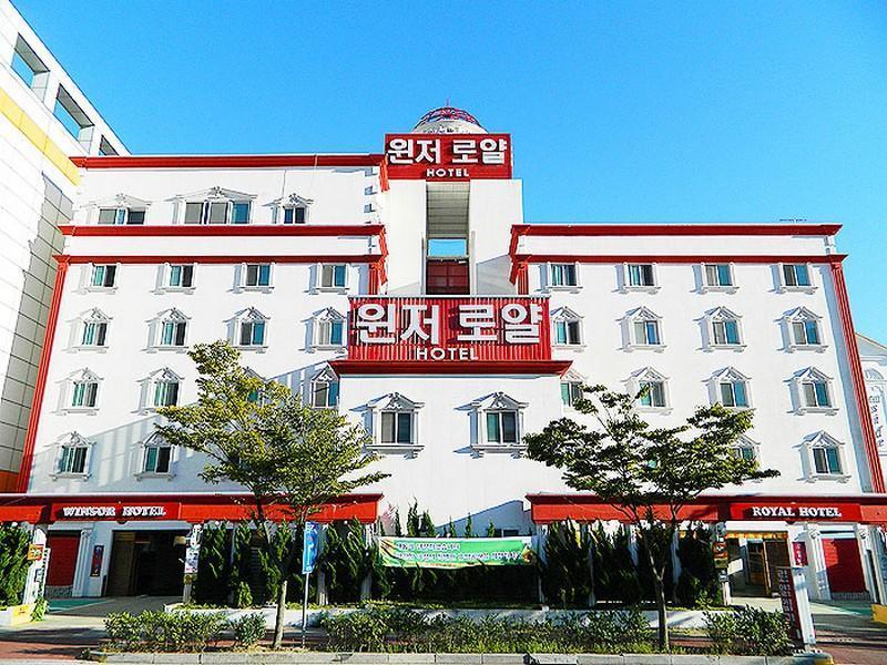 Goodstay Windsor Motel Mokpo Si South Korea Great