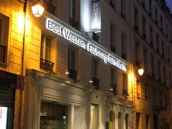 Best Western Hôtel Littéraire Arthur Rimbaud Paris Ile-de-France France