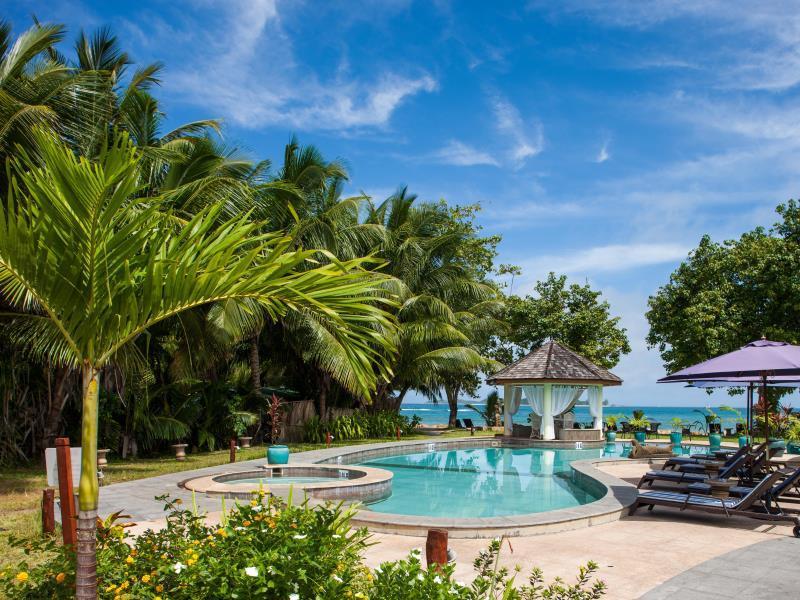 Castello Beach Hotel Seychelles Islands Seychelles