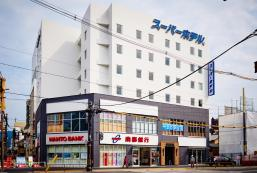JR奈良站前三條通超級酒店 Super Hotel JR Nara-Ekimae-Sanjodori