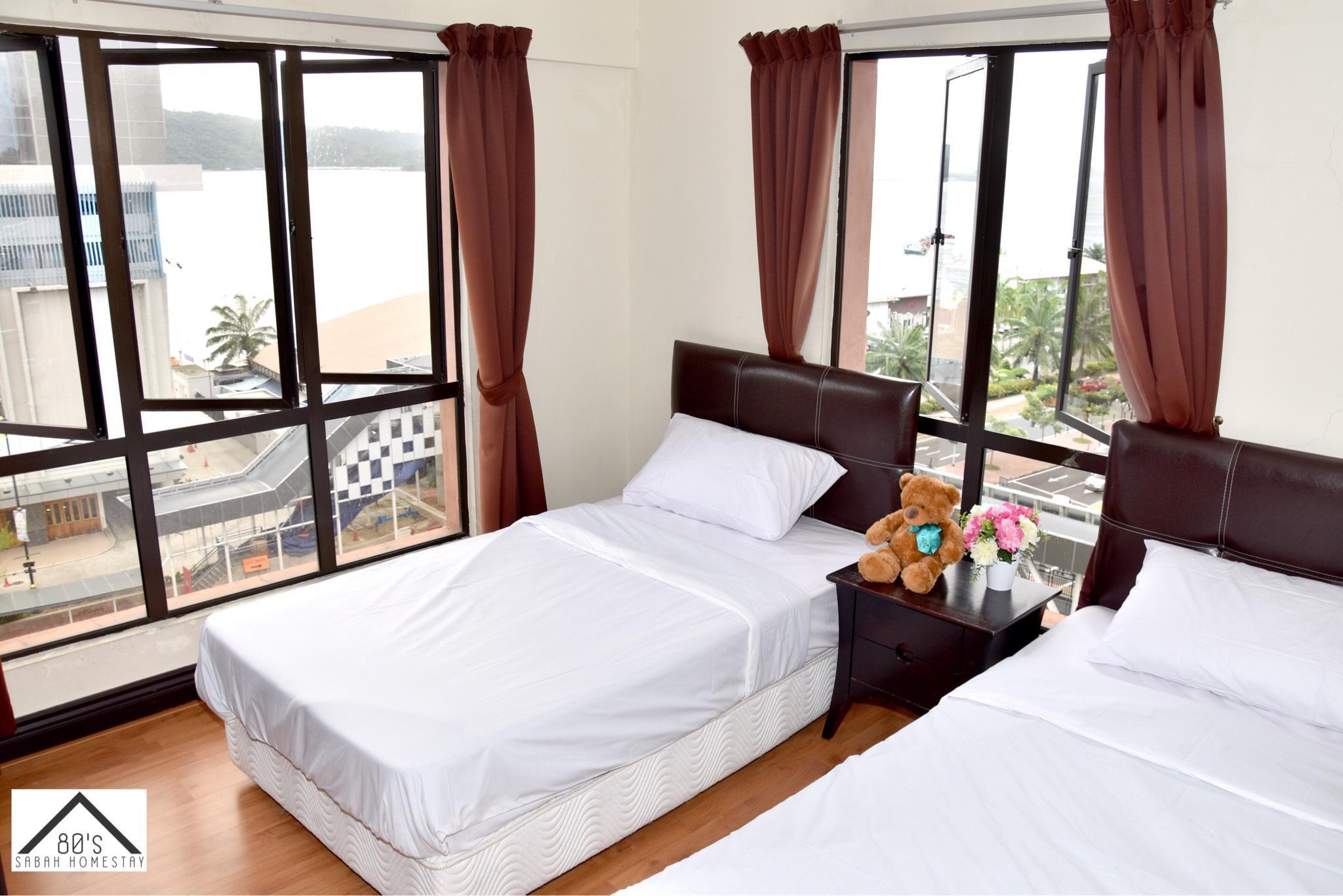 Pesan 80 S Marina Court Resort Kota Kinabalu Seaview 4