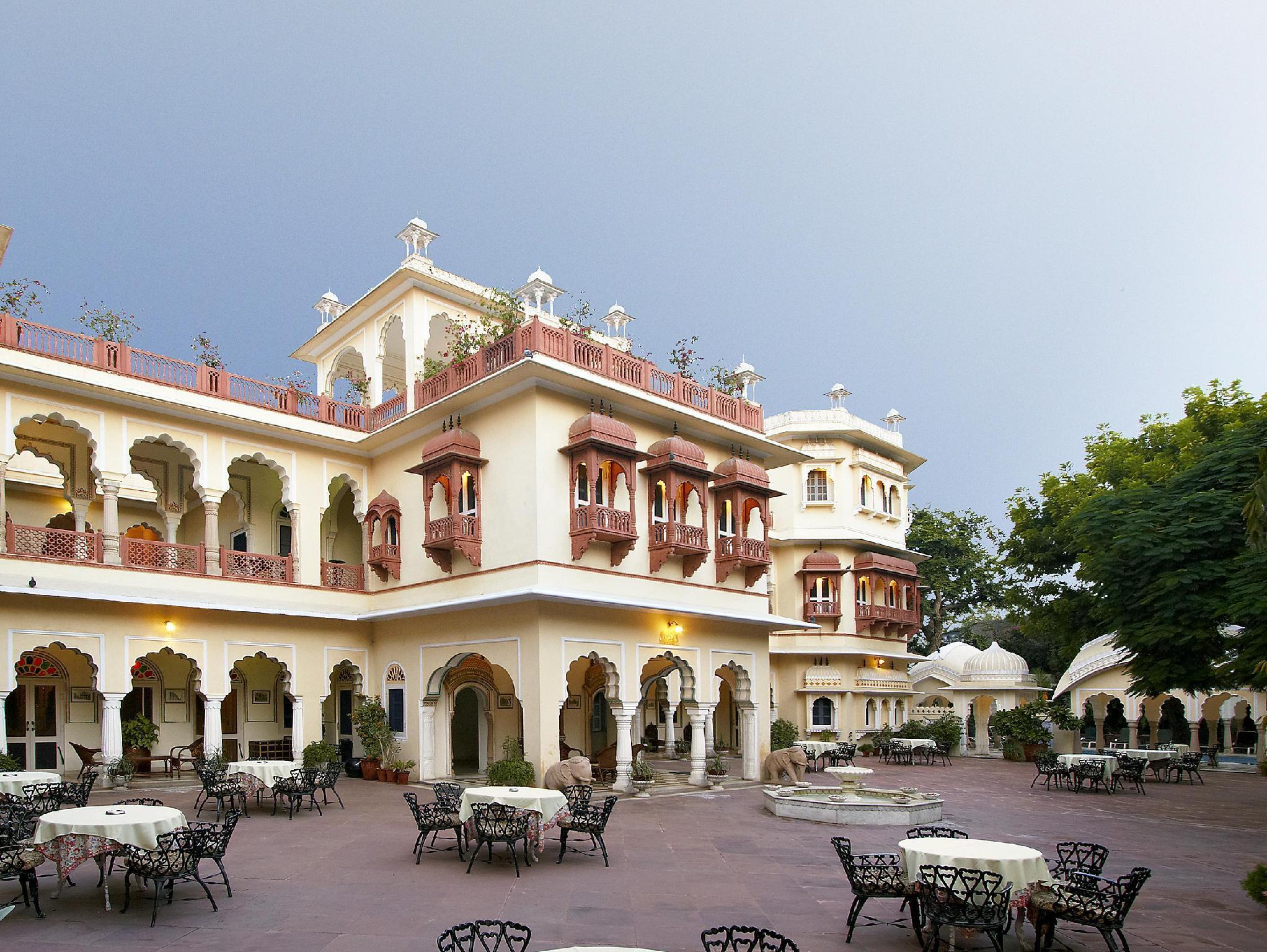 Hotel Gandharva By Peppermint Jaipur Online Booking