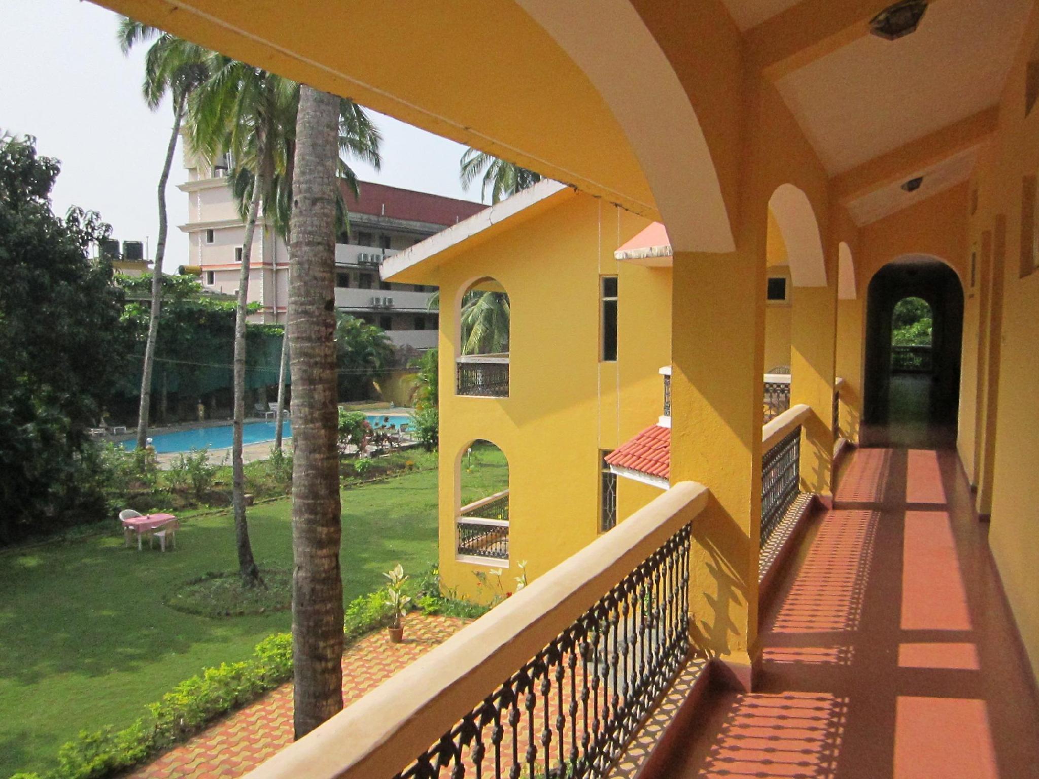 Carina Beach Resort Goa India