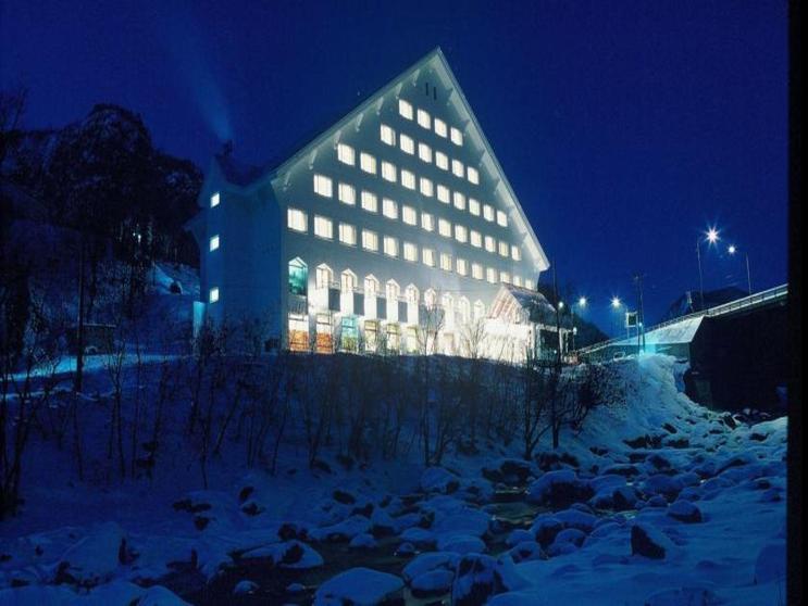 Sounkyo Mount View Hotel