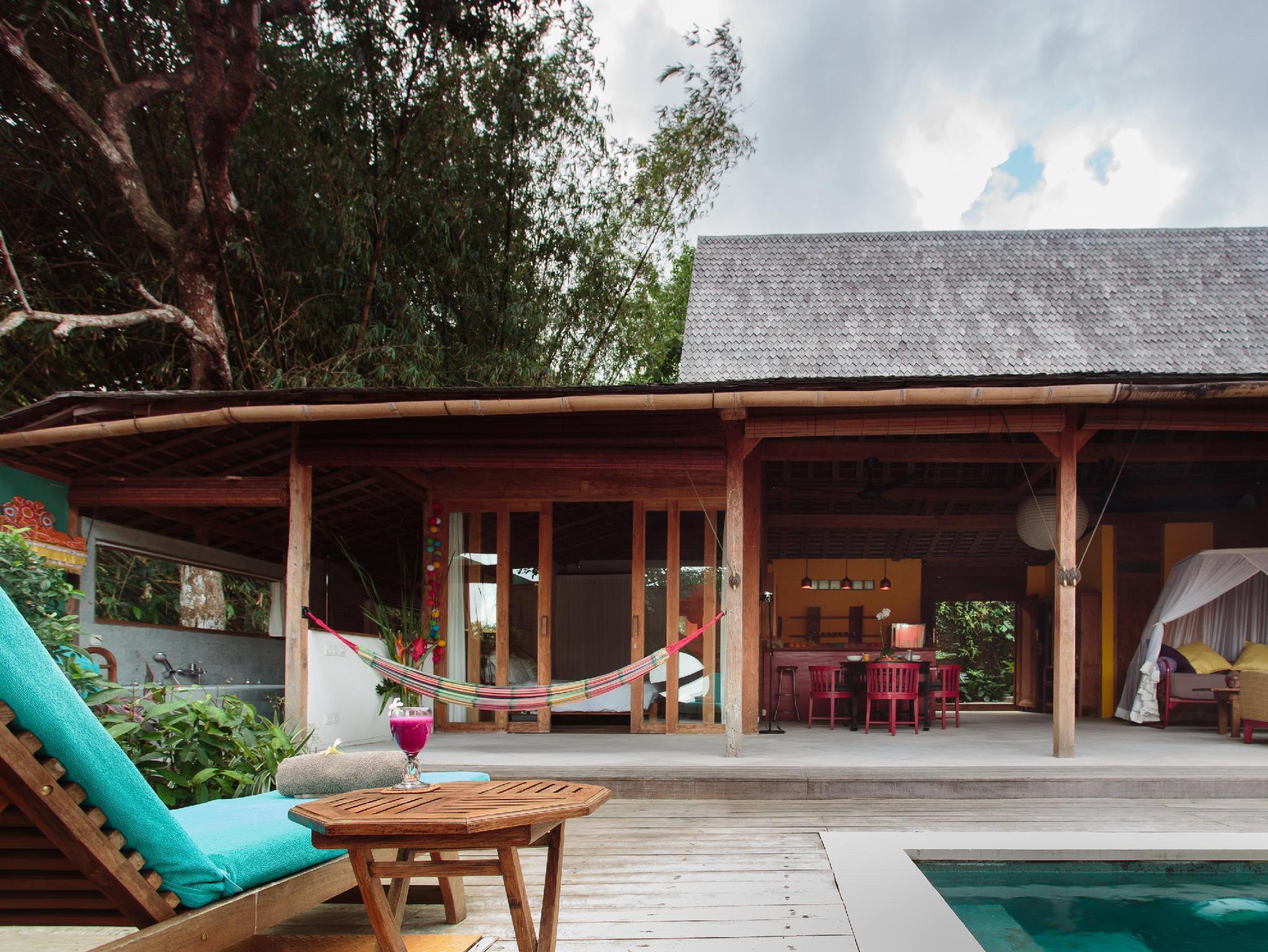 Kubu Bali Suite Seminyak Pemesanan Arah Navitime Transit