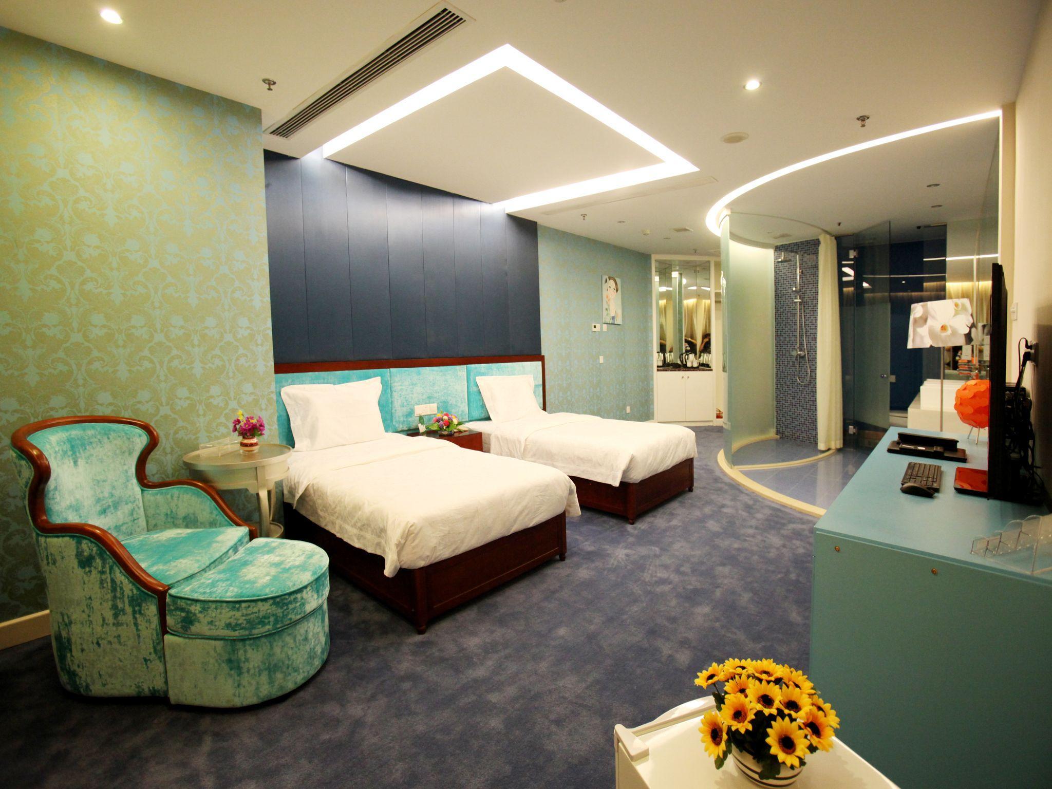 Hong Wei Yi Jia Beijing Asian Sports Village Hotel Hotels