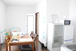 35平方米1臥室公寓(旭川) - 有1間私人浴室 Parking, wifi,close to Biei,Zoo&Ramen village305A