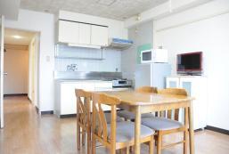 63平方米3臥室公寓(旭川) - 有1間私人浴室 Wifi 8ppl OK, 5min to station, 30min to Biei505U
