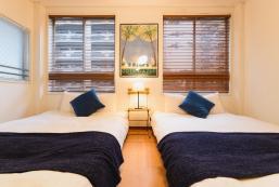 40平方米開放式公寓(福岡) - 有0間私人浴室 Modern bright cozy room Share hotel HIDEOUT