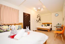25平方米開放式公寓 (西屯區) - 有1間私人浴室 Fengjia Night Market family Room 4 person room