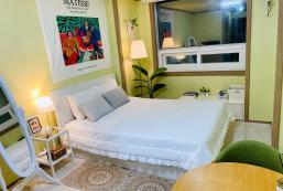 33平方米1臥室公寓 (朝陽洞) - 有1間私人浴室 Sokcho beach Green house.