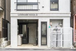 40平方米開放式公寓(難波) - 有1間私人浴室 LAND MARK NAMBA D