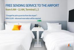 仁川機場GL城酒店 GL City Hotel Incheon Airport
