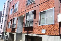 16平方米開放式公寓(札幌) - 有1間私人浴室 12jyo Hights 103