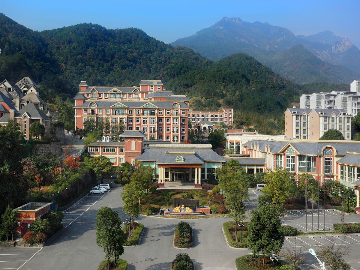 Pesan Jiujiang Lushan Resort Jiujiang Mulai Rp 578 200