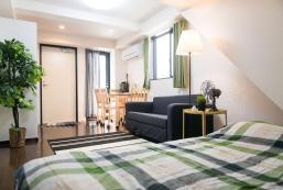 30平方米開放式公寓(中野區) - 有1間私人浴室 K3 Miyabi House - Nakano Shimbashi