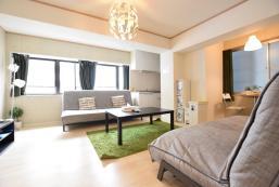 46平方米1臥室公寓(難波) - 有1間私人浴室 Yokoduna apartment 601