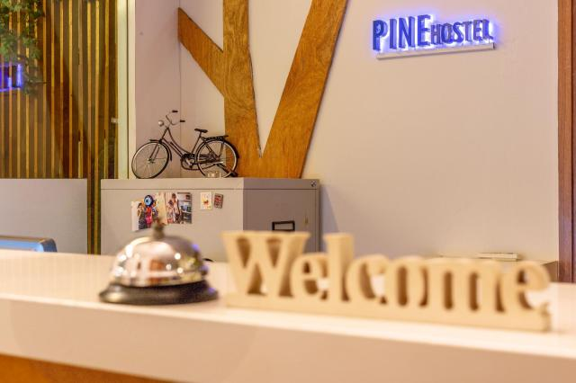 Pine Hostel @ Lavender