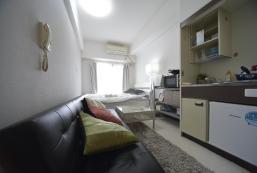 14平方米1臥室公寓(大阪市東部) - 有0間私人浴室 EX Shirokitakoen Apartment 506