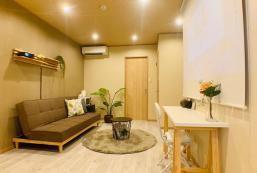 40平方米2臥室公寓(大阪市南部) - 有1間私人浴室 Hanazonominami Apartment 202